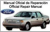 Manual De Mecánica Ford Topaz Taller 1992-1996