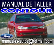 Manual De Reparacion Ford Contour Mystique 1997 1998 1999 2000