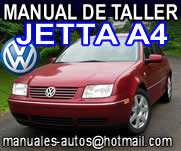 VW Jetta Golf A4 99-05 Manual de Servicio y Reparacion