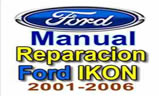 Ford Ikon 2002 2001 2003 2004 2005 2006 2007 – Manual De Reparacion