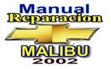 Manual Servicio Diagnostico De Fallas Chevrolet Malibu 2002