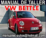 Vw Beetle 2006 2007 2008 - Manual De Taller Vw Beetles - Repair7
