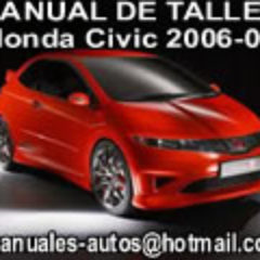 manual honda civic 2007