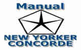 Chrysler Concorde 1999 2000 2001 Manual Automotriz Mecanico