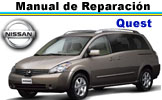1993 Nissan Quest – Manual de Servicio y Taller