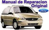 Manual de Reparacion Ford Windstar 1998-1999-2000 – Autos