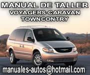 Voyager Town Country 2005 2006 Manual Reparacion