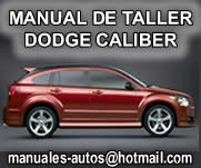 Manual De Taller y Reparacion Dodge Caliber