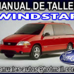 Manual De Reparación Ford Windstar 2000