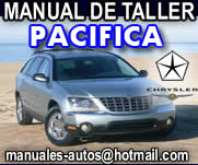 Manual De Reparacion Chrysler Pacifica 2004 2005 2006 2007