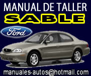 Manual De Reparacion Ford Sable 2001 2002 2003