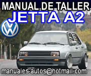 Manual de taller Volkswagen Golf Jetta A2 1989 1990 1991