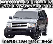 Ford Expedition 2007 2008 – Manual De Reparacion y Taller