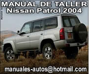 Manual De Reparacion Nissan Patrol 2004 – repair7