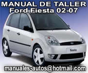 Ford Fiesta 2006 2007 – Manual De Reparacion repair7