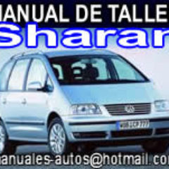 Sharan 2007 2006 2005 - Manual De Reparacion y Mecanica - repair7