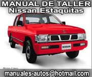 Nissan Estaquita 1997 – Manual De Reparacion y servicio – repair7