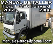 Ford Low Cab Fonvard 2007 2008 – Manual De Reparacion y Servicio