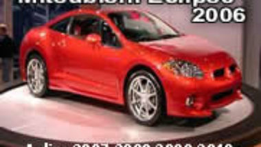 manual de taller mitsubishi eclipse 2006