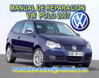 Volkswagen Polo 2007 – Manual De Reparación De Diagnósticos