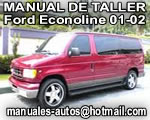 Ford Econoline 2001 2002 – Manual de Reparacion, Electrico y Despiece