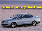 VW Passat 2001 2002 2003 2005 Manual