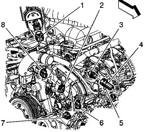 2007 Chevrolet Duramax Engine Diagram 2007 Free Engine