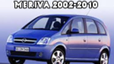 Chervrolet Meriva 2002-2003-2004-2005-2006 {manual1} 002