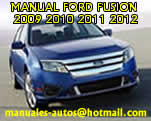 Manual De Reparacion Ford Fusion 2009 2010 2011 2012