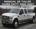 manual de reparacion f super duty f250 f350 f550 2002 2003. Black Bedroom Furniture Sets. Home Design Ideas