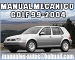 Manual De Reparacion Vw Golf 1999-2004