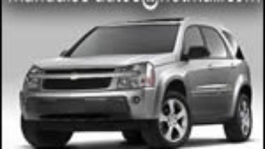 {manual4-3} Chevrolet Equinox 2005 2006 2007