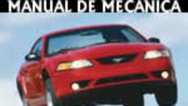{manuales-2} Ford Mustang 2001