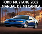 {manuales-2} Ford Mustang 2002