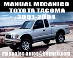 2003 toyota tacoma repair manual