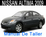 Nissan Altima 2009 Manual De Mecanica