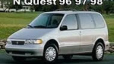 Nissan Quest X on 2002 Mitsubishi Lancer Repair Manual
