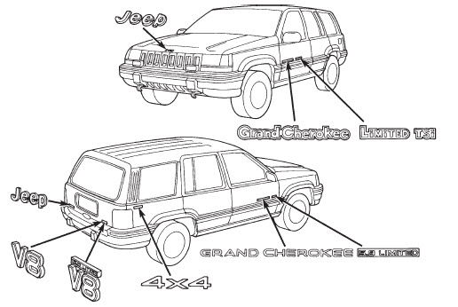 manual de reparacion y mecanica jeep grand cherokee zg